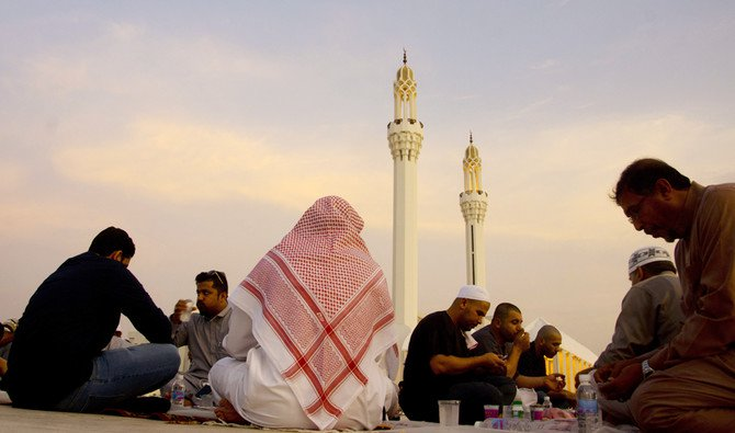 Iftar di Arab Saudi