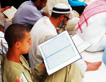 Ramadhan di Mekkah
