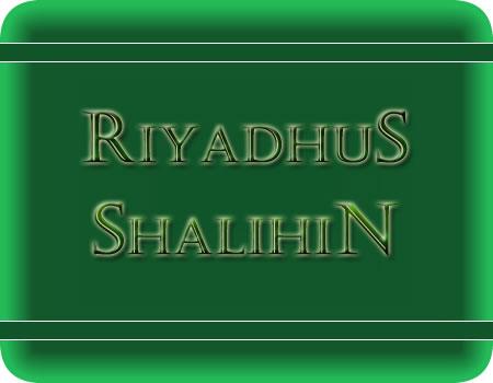 Kitab Riyadhus Shalihin