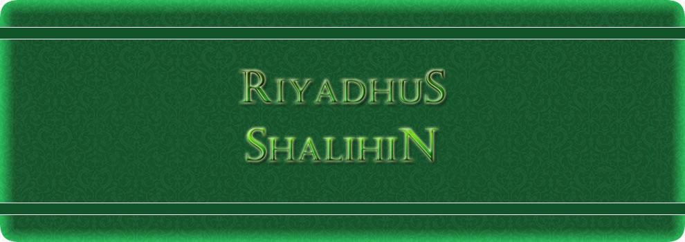 Riyadhus Salihin